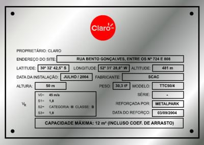 Placas e Etiquetas 4